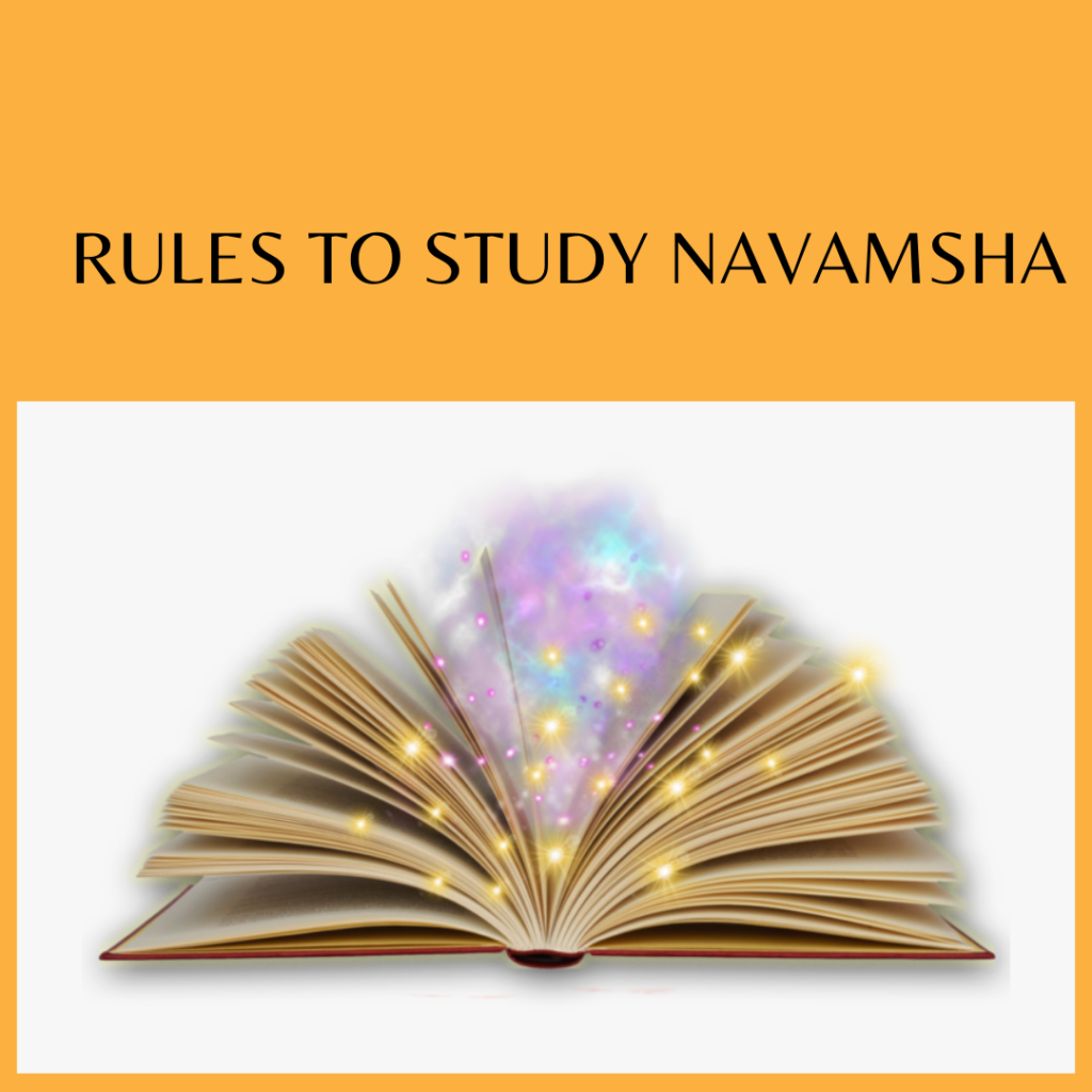 How to Predict from Navamsha